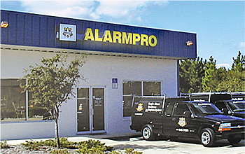 alarmpro, bunnell, fl,  security alarm systems, fire alarm systems